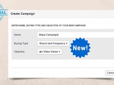 Reach and Frequency: New Buying Type option available for Facebook Ads and what it means for your Business.