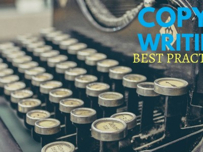 Copy-writing best practices you should know about before launching your website